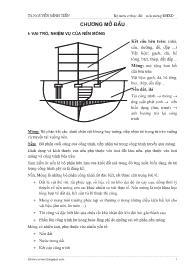 Giáo trinh Cơ học đất - Nền móng - Nguyễn Đình Tiến